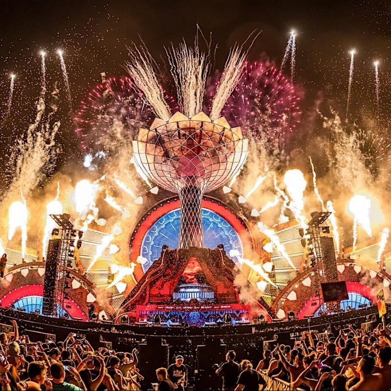 2 VIP Weekend Passes for EDC Las Vegas 2019