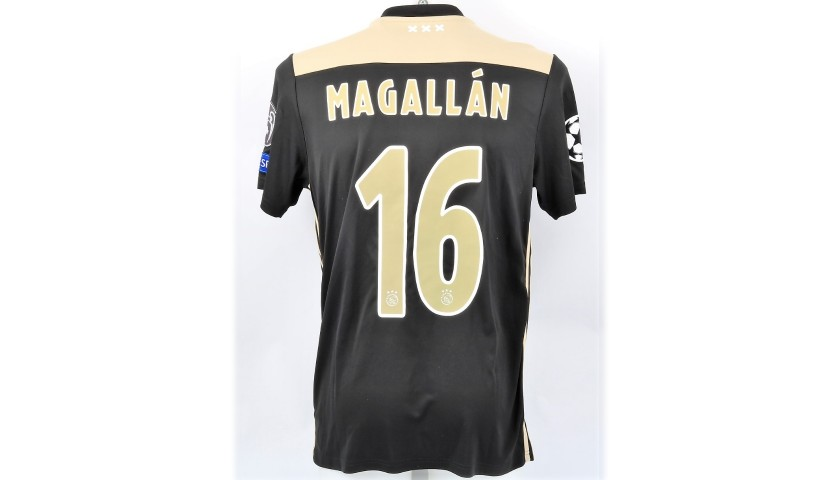 Magallan's Match Shirt, Juventus-Ajax 2019