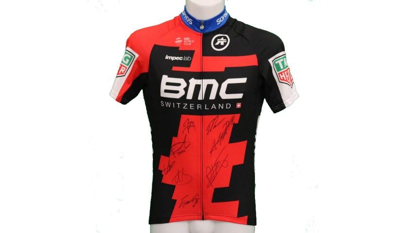 Official BMC Racing Team Signed Shirt, 2018