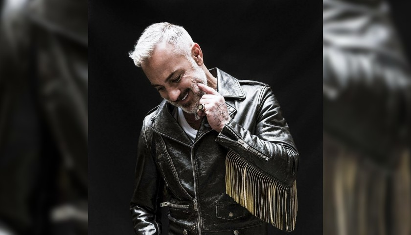 Dinner with Influencer and DJ Gianluca Vacchi in Milan