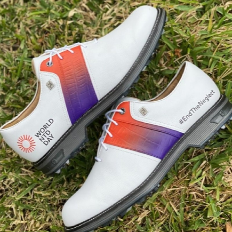 Justin Thomas - World NTD Day 2021 Golf Shoes