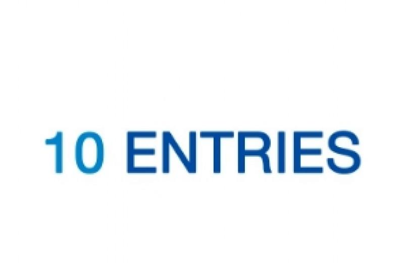 Ten Entries
