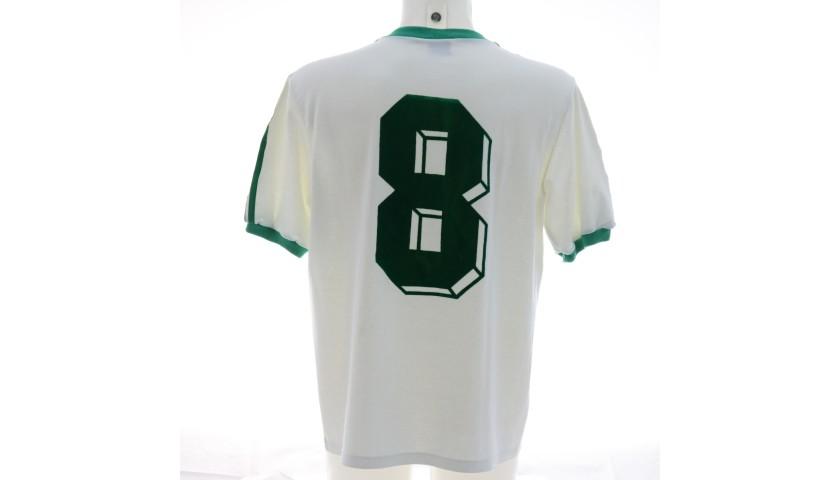 Santiago Wanderers N°8 Shirt, 1980s