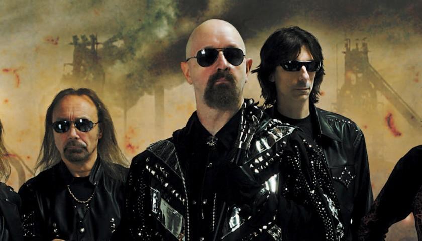 Judas Priest British Steel exclusive signed guitar