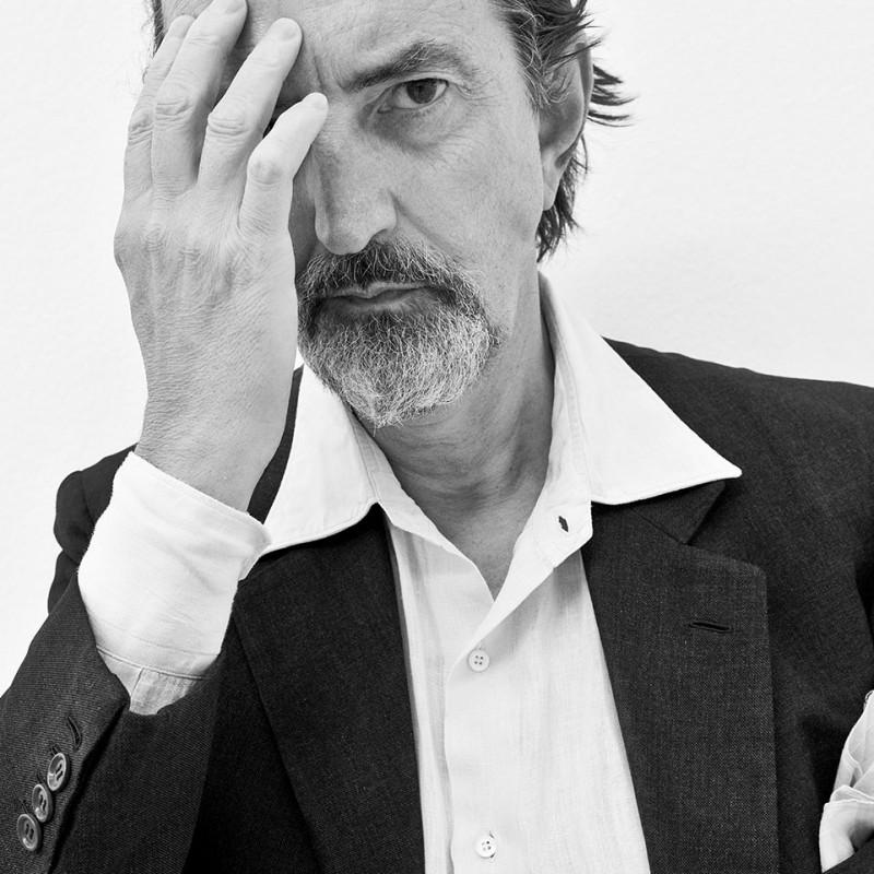 Photo Portrait by Giovanni Gastel