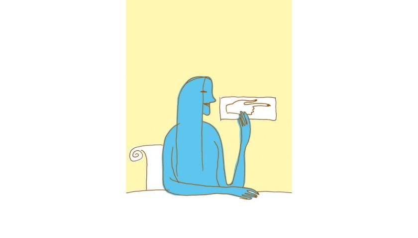 """""""Filosofia"""" by Guido Scarabottolo"""