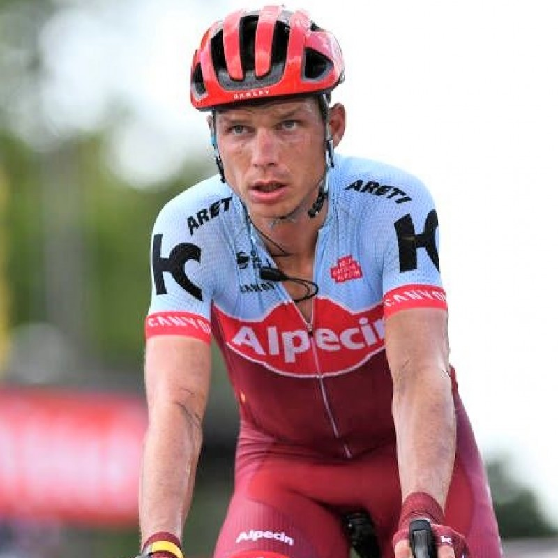 Kit Team Katusha Alpecin di Tony Martin