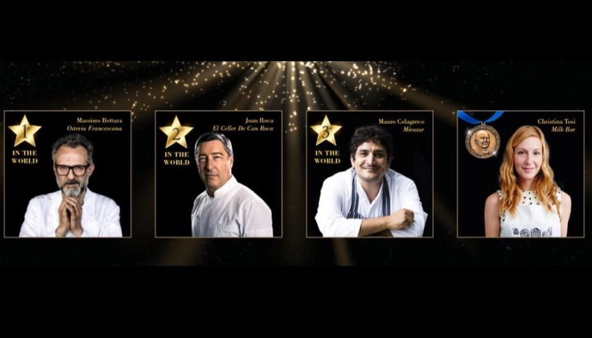 Join Four of the World's Greatest Chef's for a Culinary Experience - Silver Level Ticket