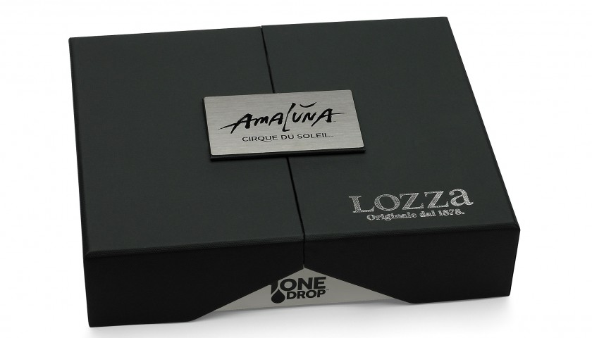 Lozza Sunglasses Inspired by Amaluna of Cirque du Soleil – Black