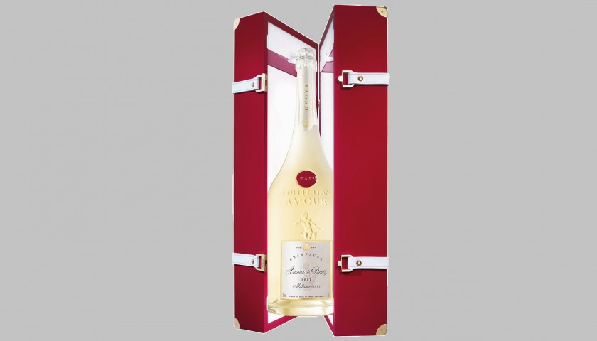 Magnum Mathusalem Champagne from the Amour de Deutz Collection