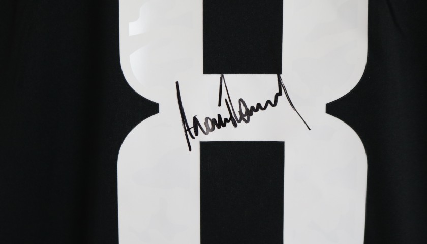 Ramsey's Official Juventus 2019/20 Signed Shirt