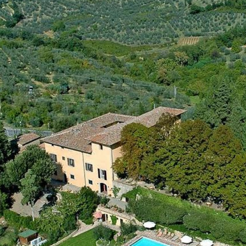 Weekend at Villa il Poggiale for two