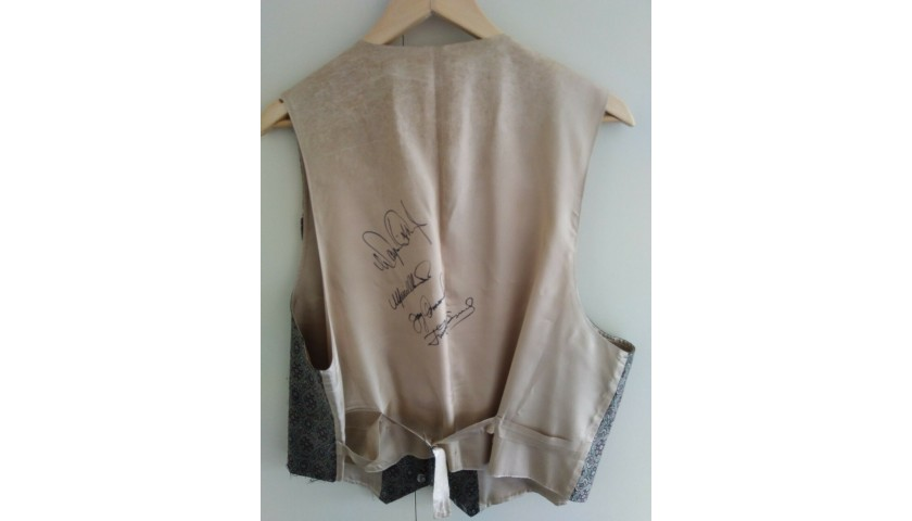 The Osmonds Stage Worn and Signed Waistcoat