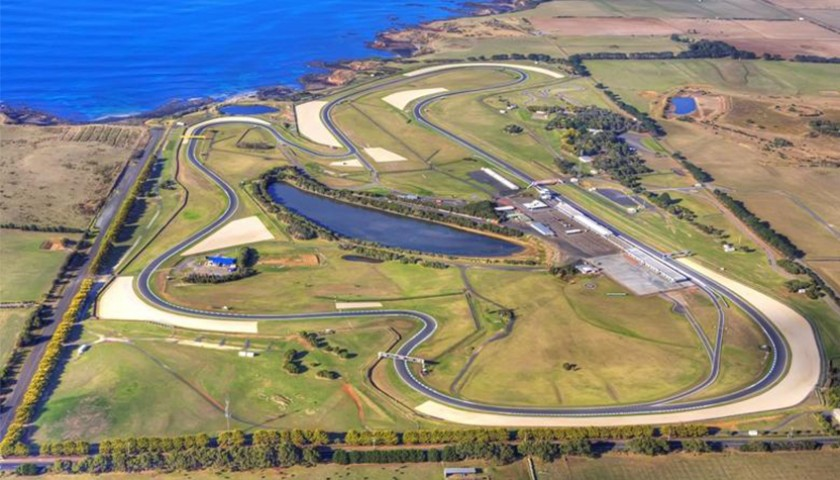 Experience the MotoGP™ Race Weekend in Australia with 2 Paddock Passes