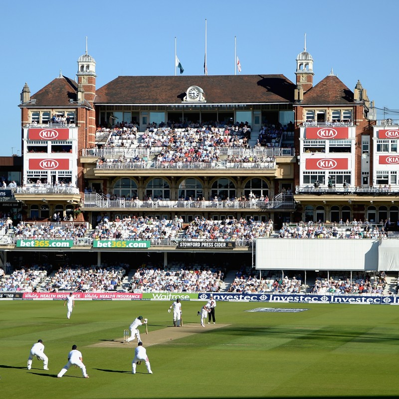 Private Pitch-Side Suite for 20 People at the Kia Oval