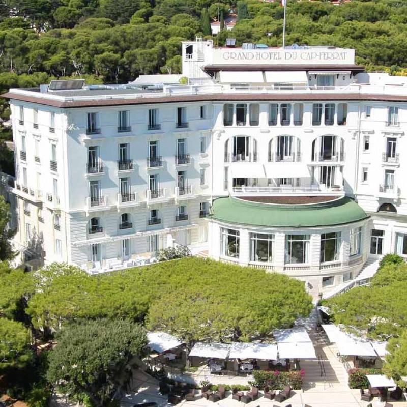 Séjour de 2 nuits avec petit déjeuner au Four Seasons Grand Hôtel du Cap Ferrat, France