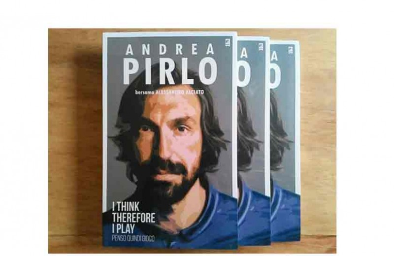 Pirlo's Signed and Personalized Biography