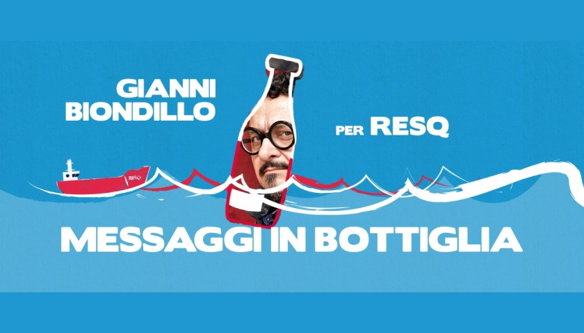 Gianni Biondillo: Message in a Bottle