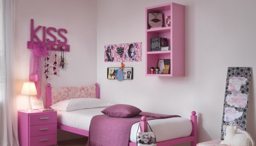 Dearkids bed molinari arredamenti charitystars for Arredamenti molinari genova
