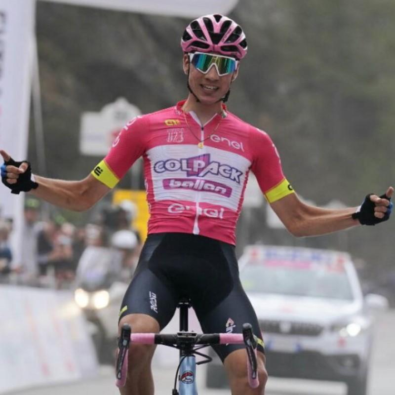 Ayuso's Pink Jersey, Giro d'Italia Under 23