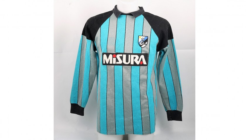 Zenga's Match-Issued Inter Shirt, 1986 Season