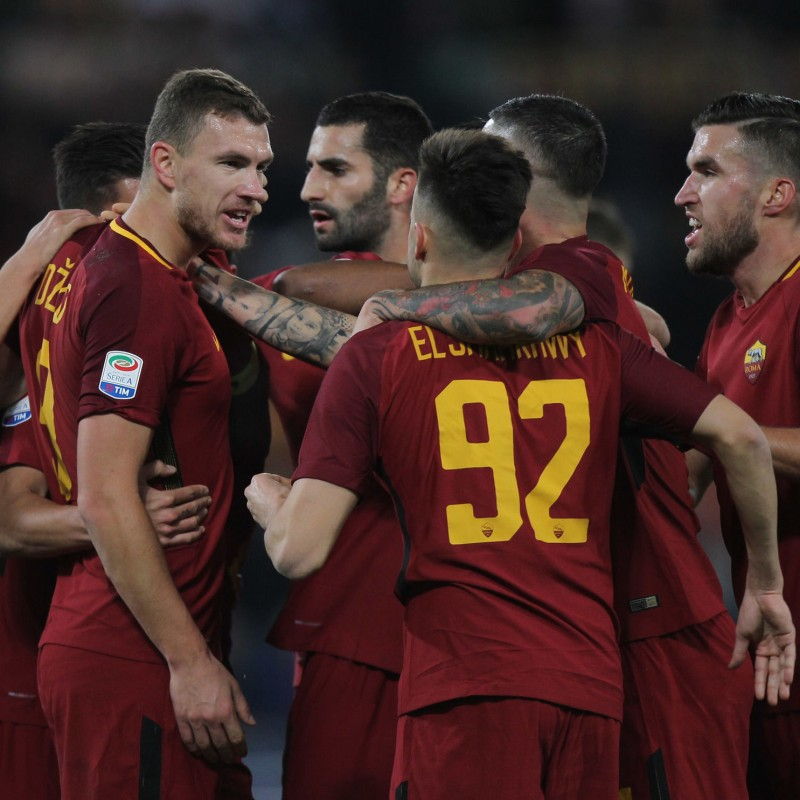 Watch the Roma-Benevento Match from the Tribuna d'Onore + Hospitality