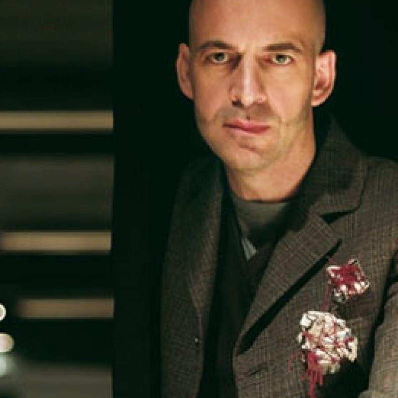 Attend the Antonio Marras fashion show and meet him backstage
