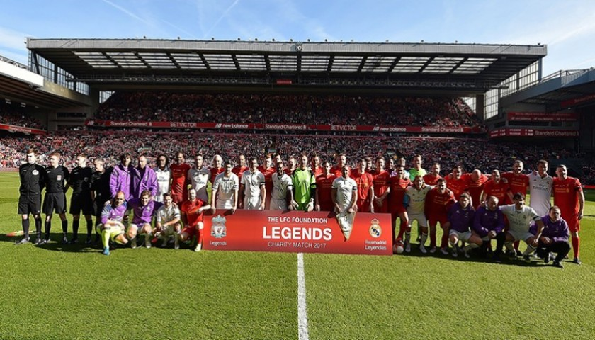 The Ultimate LFC Legends VIP Experience