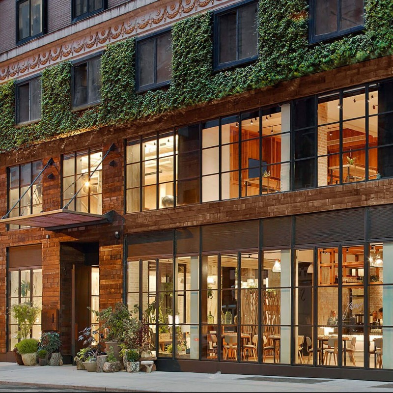 Stay at 1 Hotel Central Park in New York City