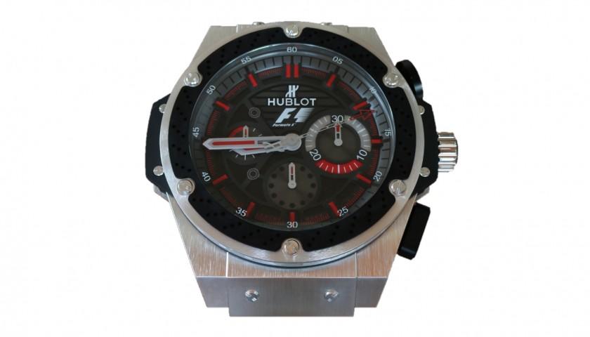 Hublot Wall Clock - Formula 1 Limited Edition