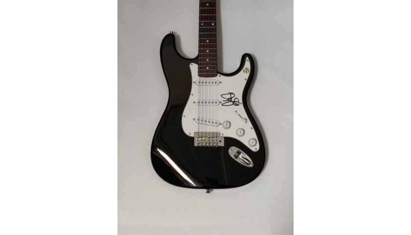 Aerosmith's Steven Tyler Autographed Electric Guitar