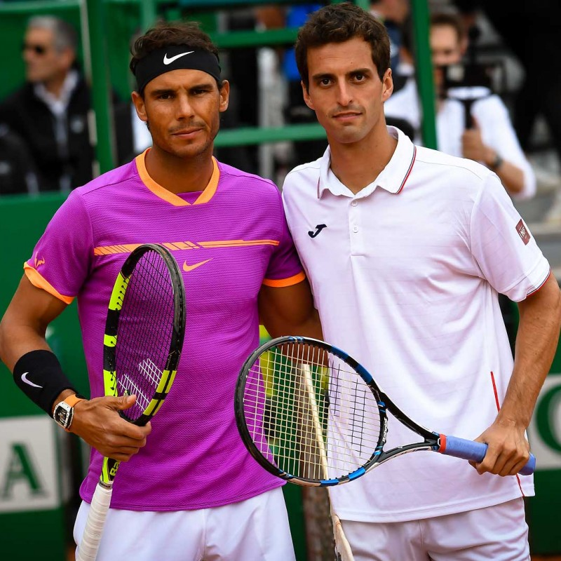 2 Players' Tribune Tickets to the ATP Monte-Carlo Rolex Masters Semifinals on April 21st