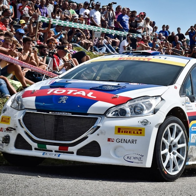 Exclusive hospitality package for the Monza Rally Show including hotel