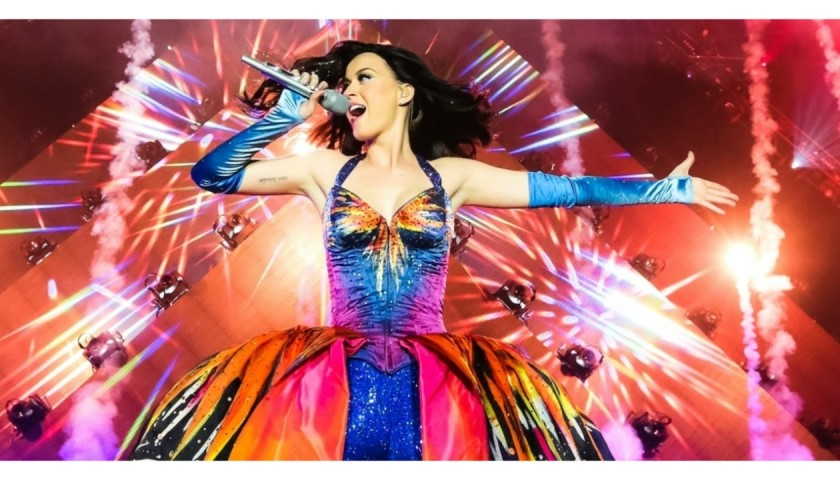 Two Tickets to Katy Perry's Las Vegas Residency