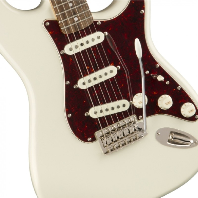 Avril Hand Signed Fender Guitar, White