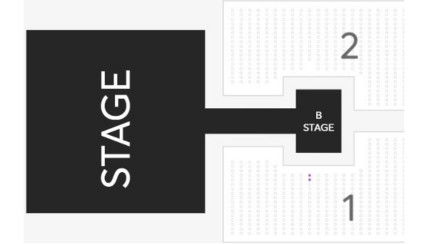 Sit in Ricky Martin's Personal Seats in Chicago, IL on Sept 30th
