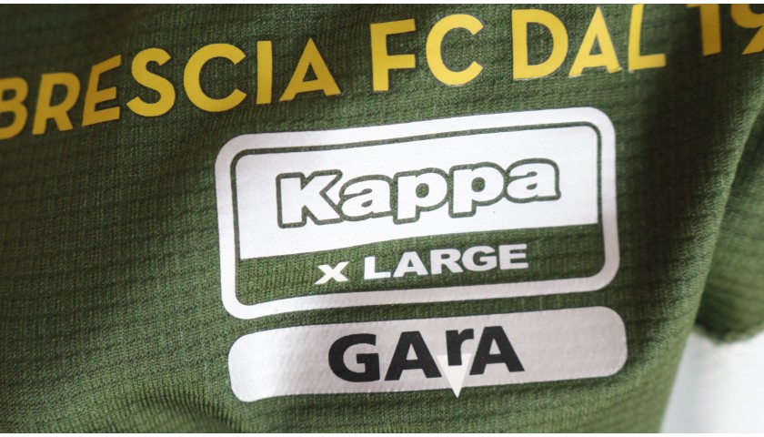 Gastaldello's Official Brescia Shirt, 2019/20
