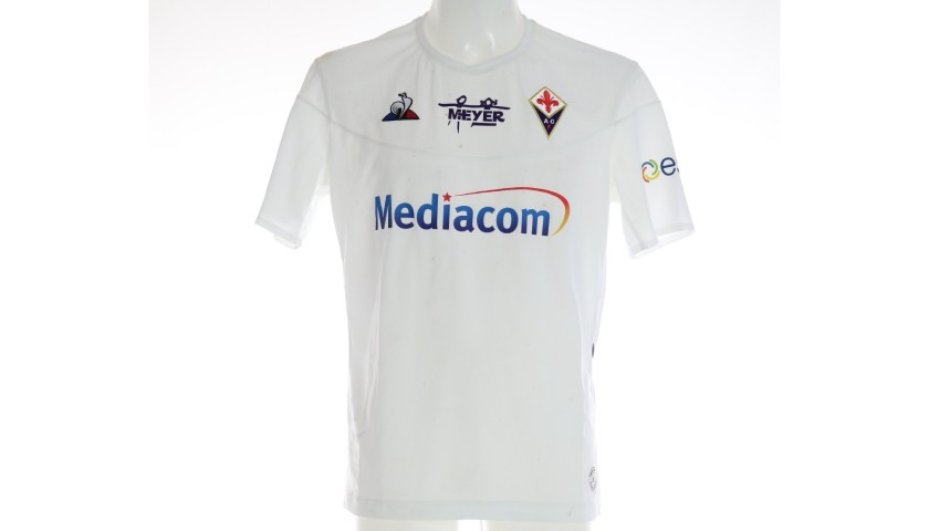 Badelj's Worn and Unwashed Shirt, Cagliari-Fiorentina 2019