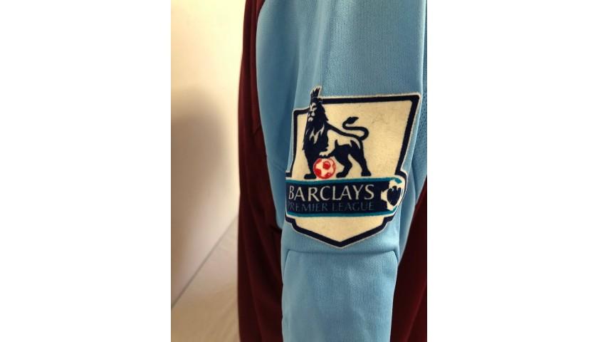 Taylor's West Ham Signed Match Shirt, 2010/11