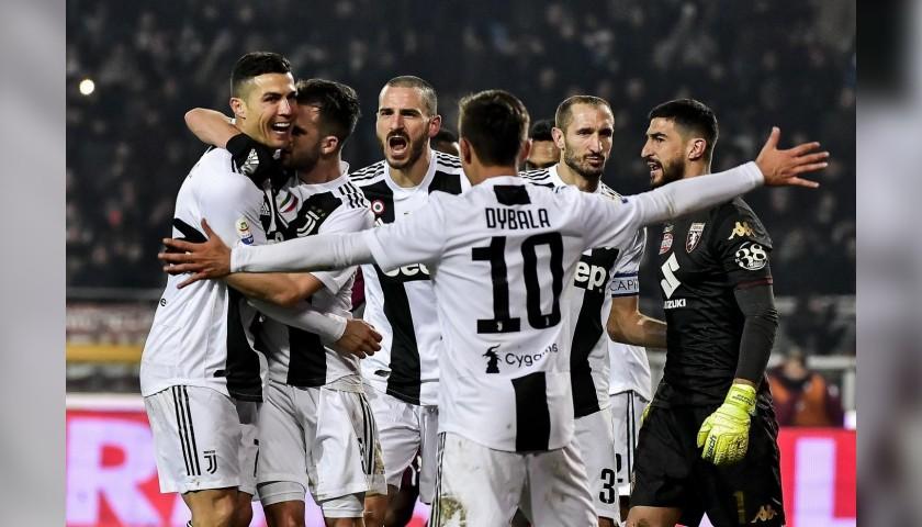 Enjoy the Juventus-Torino Match with Hospitality