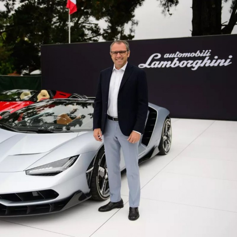 Lunch with Lamborghini CEO Stefano Domenicali