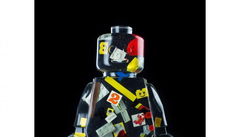 """""""Alter Ego Bricks 52"""" - Print by Alessandro Piano"""