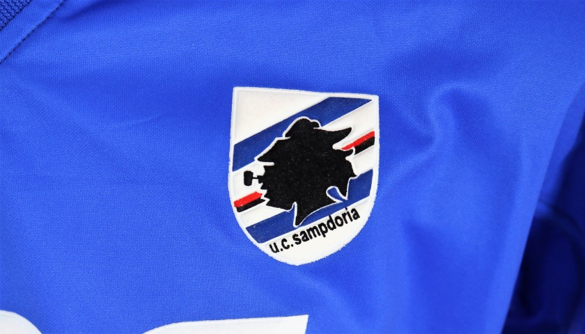 Diana's Sampdoria Match Shirt, 2003/04