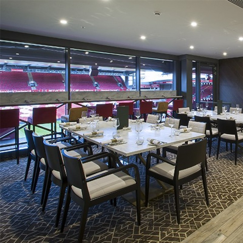 Watch the LFC Legends Match from the Kenny Dalglish Box with Hospitality for 10