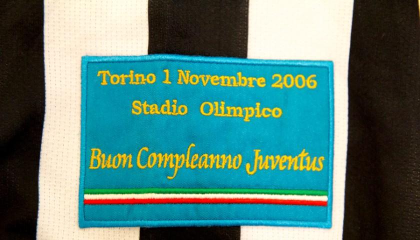 Maglia celebrativa Boniperti per il compleanno Juventus Novembre 2006