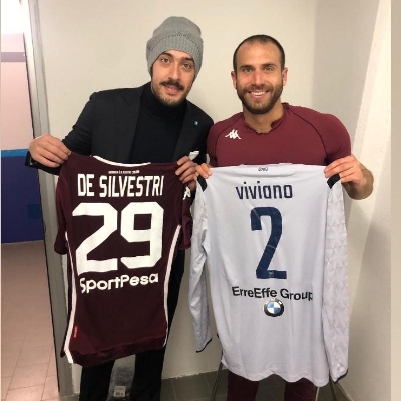Viviano's Worn Shirt, Spal-Torino 2019