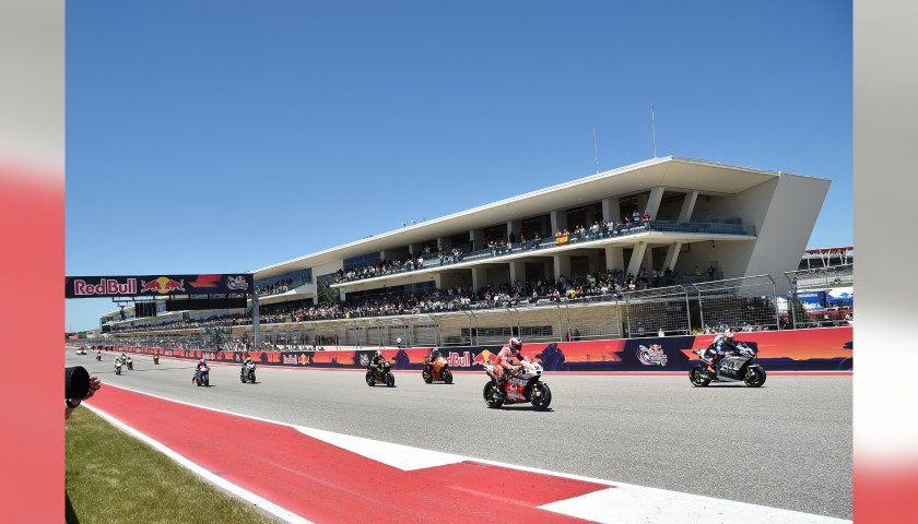 Enjoy the 2019 Aragon MotoGP from VIP Village Seats + Paddock Pass