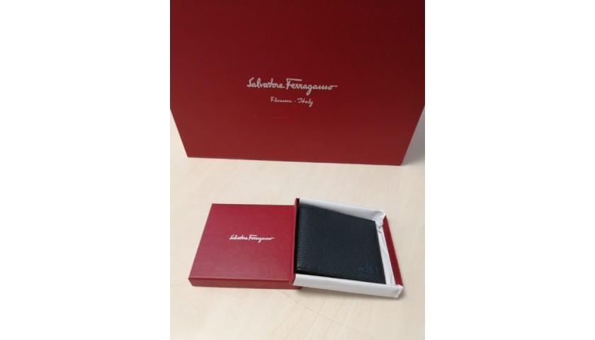 Firenze Glow Ferragamo Wallet for Men