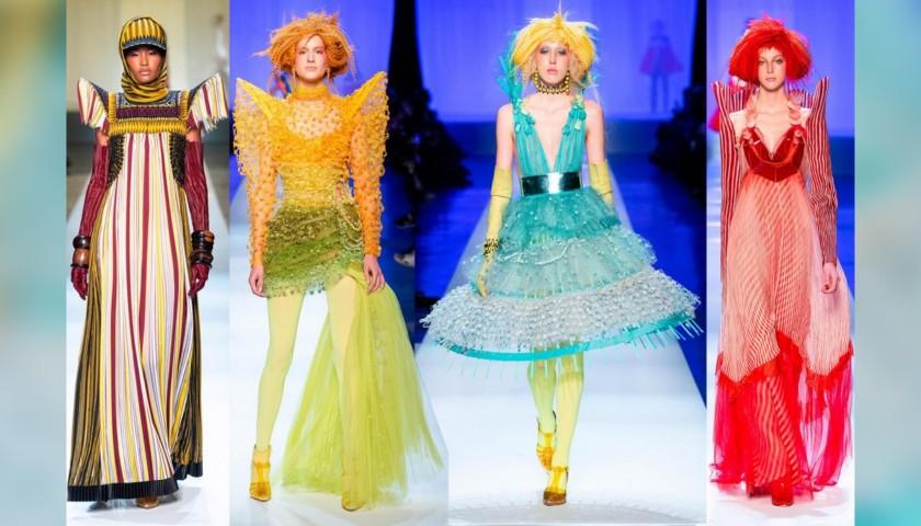 Attend the Jean Paul Gaultier Haute Couture Fashion Show in Paris