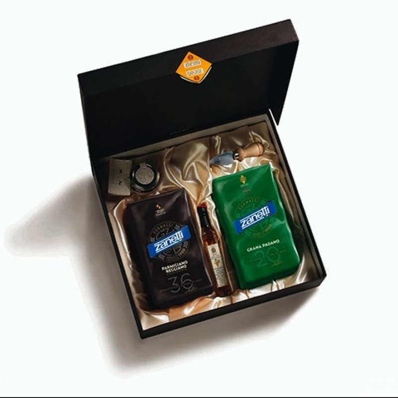Deluxe Chest of Zanetti Food Produce